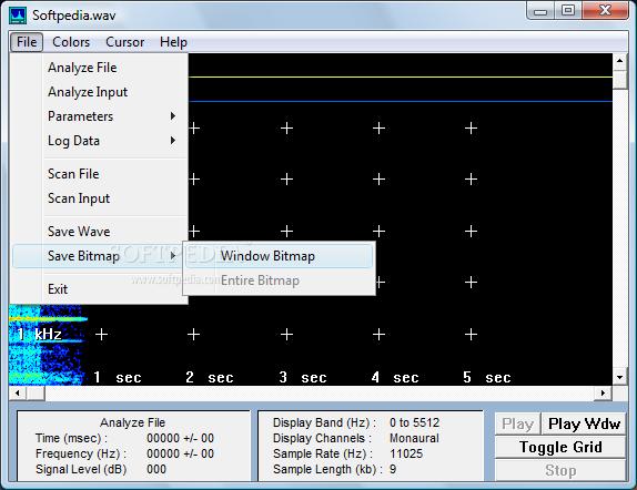 326d480f6d8 Dal menu del programma selezionate scan input e…..non vedrete praticamente  niente sullo schermo.