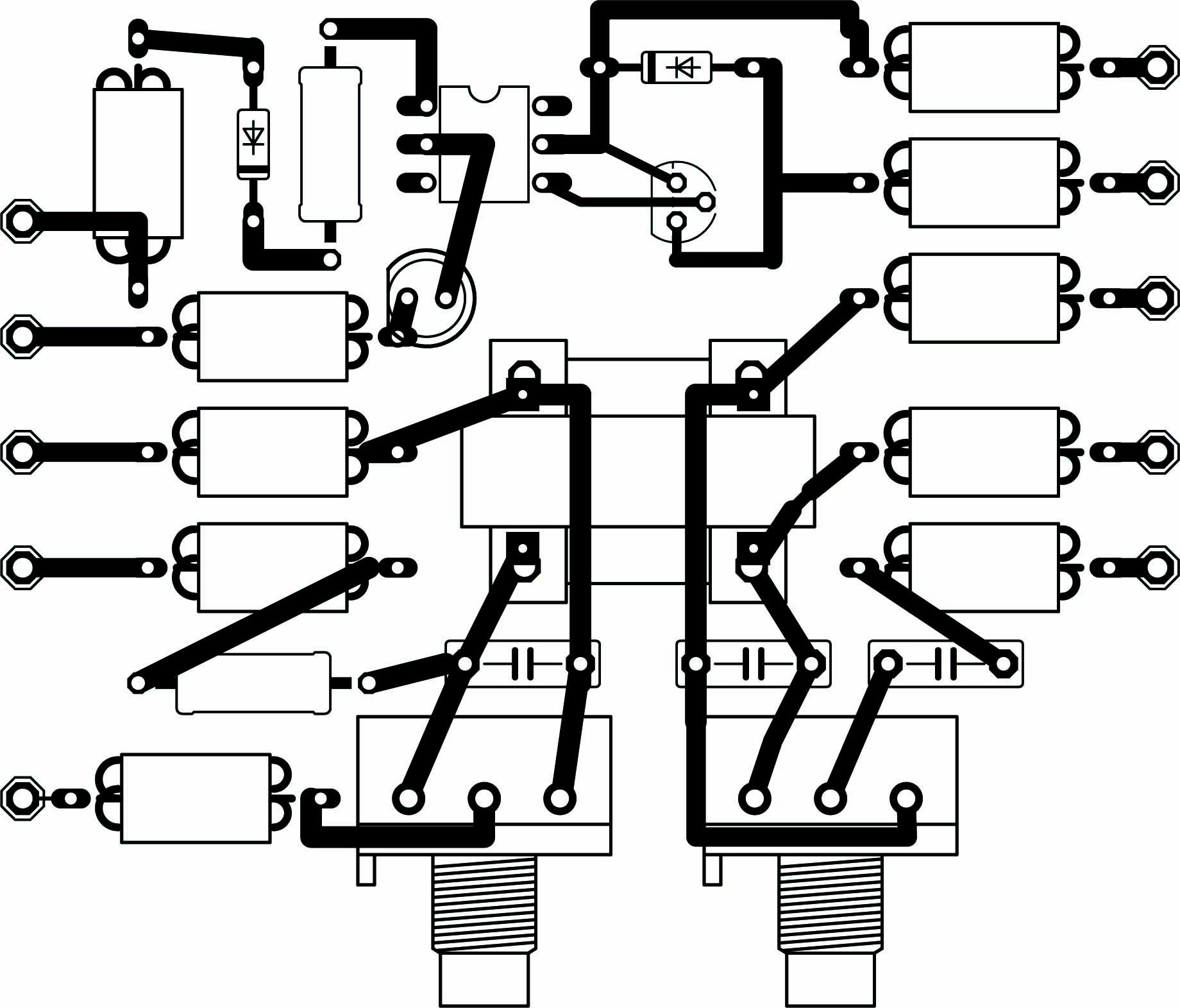 Schema Elettrico Max 250 : Euaid ovvero: ecco unaltra interfaccia per modi digitali